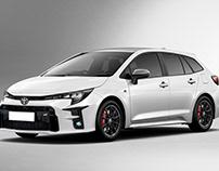 Toyota Corolla Touring GR