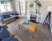 Bramley Park Website Design