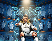 BR Football season 18/19 illustration