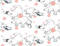 Platypus Pattern
