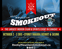 Rocky Mountain Smokeout Branding