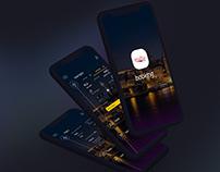 MaltaFly - Booking App Concept