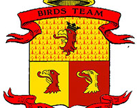 Darts Birds Team Emblem