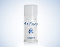 Rediseño packaging Air Breeze