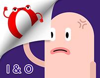 Ogilvy D.O. Day Stickers   I&O