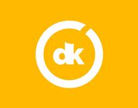 My personal website - damiankomonski.com