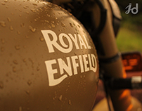 Royal Enfield - Bike Photoshoot