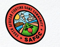 South African Fighting Game Community CI Design