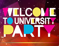 Brochure Design for Party