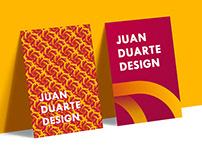 Juan Duarte - Personal logo
