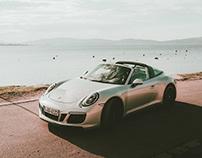 Porsche Lifestyle event, Malaga, Spain