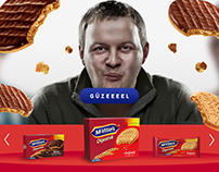 Mcvities Website