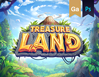 TreasureLand • Game Art & UI