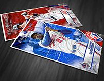 Diseño de Afiches/Ilustración.