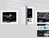 Sennheiser Relaunch Design