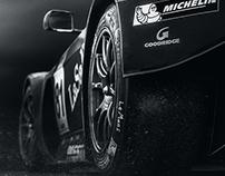 Le Mans 2015 AstonMartin BW