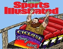 Action Bronson Sports Illustrated Flyer