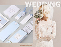 Wedding Dress Branding