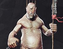 King Ragdan / The First Cyclop