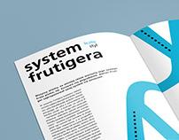 Frutiger A5 Brochure