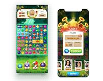 Match 3 - UI/UX
