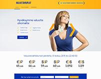 сайт для обмена валют