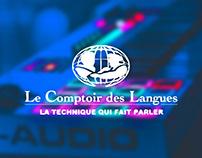 LE COMPTOIR DES LANGUES - MUSIQUE
