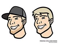 Personal Icon/Logo Design Process