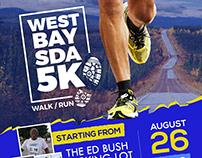 West Bay SDA 5k Flyer