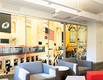 Rackspace Office Design: New York