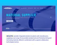 Inplastec Corporate Website