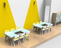 Furniture for study space