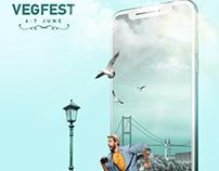 the International Vegfest Launching Image