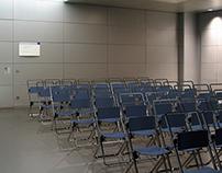 Sidekick, Conference Chair, Ergonomics Study