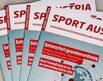 "Magazine ""Sport Austria"""