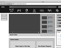 eHub - A+E Networks Intranet Employee Website