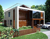 Dwelling house 421 sq m
