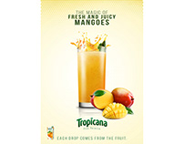 Tropicana Juice Ad (Practice Work)