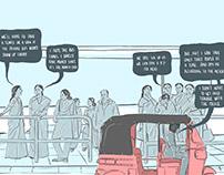 All Aboard! - Data Comic