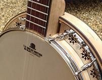 Shackleton Bluegrass Banjo