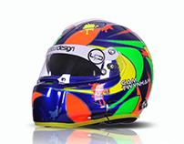 Cam Twynham 2016 Porsche Cup Stilo Carbon.