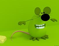 Guacamole - la souris verte