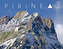Pirineas, acto de disfrutar de los Pirineos
