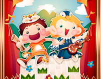illustration/ HKRET- junior members recruitment
