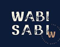 Wabi Sabi Font Family