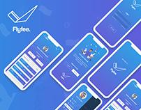 Flyfee Mobile App | UI/UX