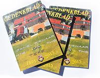 Gedenkblad Catalogue