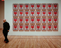 Andy Warhol -- Campbell's Soup Cans