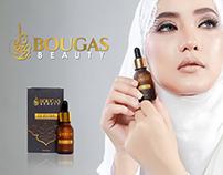 Bougas Beauty : Branding & Packaging Design