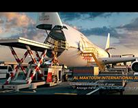 Emirates Cargo Plane
